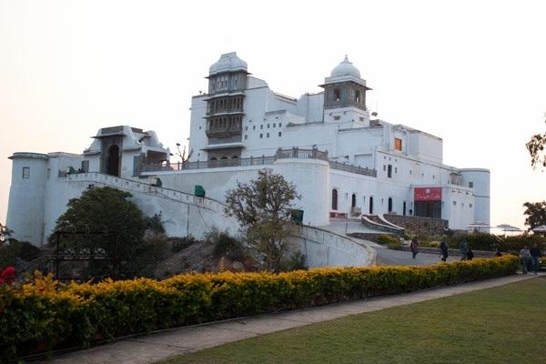 Sajjan Garh Fort